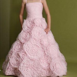 Other - Girl's Macis Design floor length dress